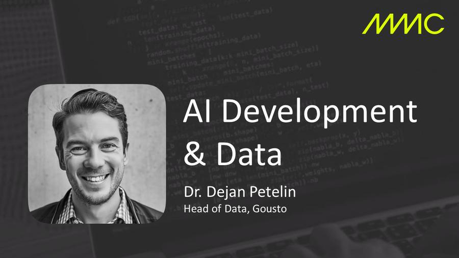 Data and Development Masterclass new cover