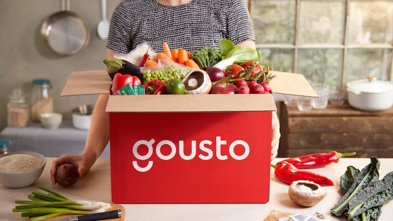 Gousto box 2