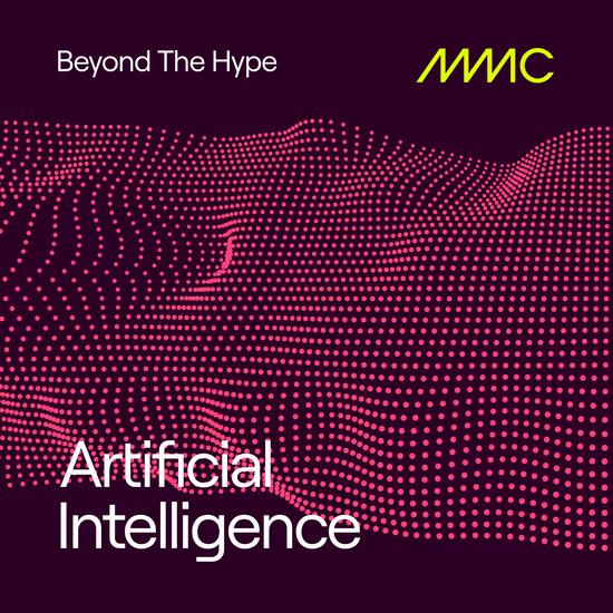 MMC AI podcast cover art Nov20